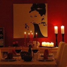 Фотография: Кухня и столовая в стиле Современный, Декор интерьера, DIY, Праздник, День святого Валентина – фото на InMyRoom.ru