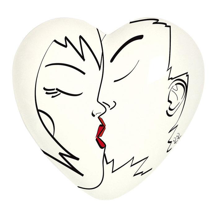 """Сердце """"KISS"""""""