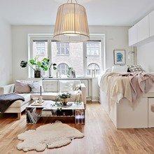 Фото из портфолио  Kungsgatan 7B – фотографии дизайна интерьеров на INMYROOM