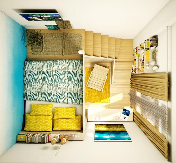 Лестница в гостиной на второй этаж: фото интерьера, идеи по дизайну зала с лестницей на 2 этаж
