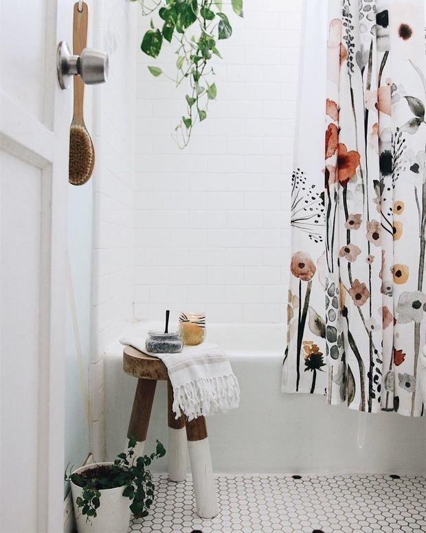 Фотография: Ванная в стиле Скандинавский, Советы – фото на INMYROOM