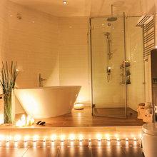 Фотография: Ванная в стиле Современный, Квартира, Дома и квартиры, Галерея Арбен – фото на InMyRoom.ru