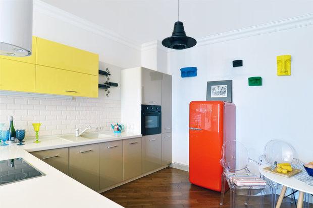 Фотография: Кухня и столовая в стиле Скандинавский – фото на INMYROOM