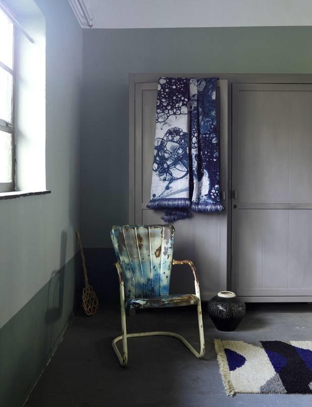 Фото из портфолио Изысканность цветового соответствия холодных и теплых тонов.  – фотографии дизайна интерьеров на INMYROOM