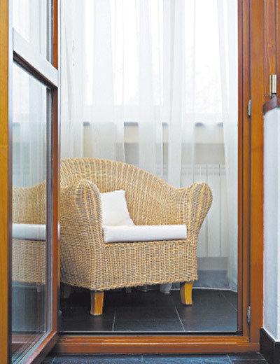 Фотография: Балкон в стиле Современный, Ремонт на практике, как утеплить балкон – фото на InMyRoom.ru