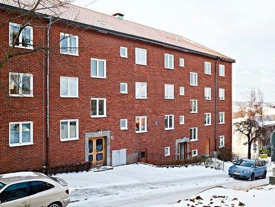 Фотография: Архитектура в стиле , Малогабаритная квартира, Квартира, Швеция, Дома и квартиры – фото на InMyRoom.ru