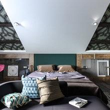 """Фото из портфолио Проект """"Высота"""" – фотографии дизайна интерьеров на INMYROOM"""