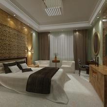 Фото из портфолио Дизайн спальни в стиле минимализм. – фотографии дизайна интерьеров на InMyRoom.ru
