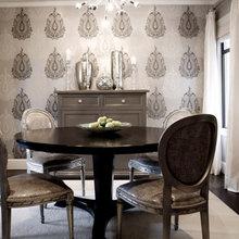 Фотография: Кухня и столовая в стиле Классический, DIY, Интерьер комнат, Обеденная зона – фото на InMyRoom.ru
