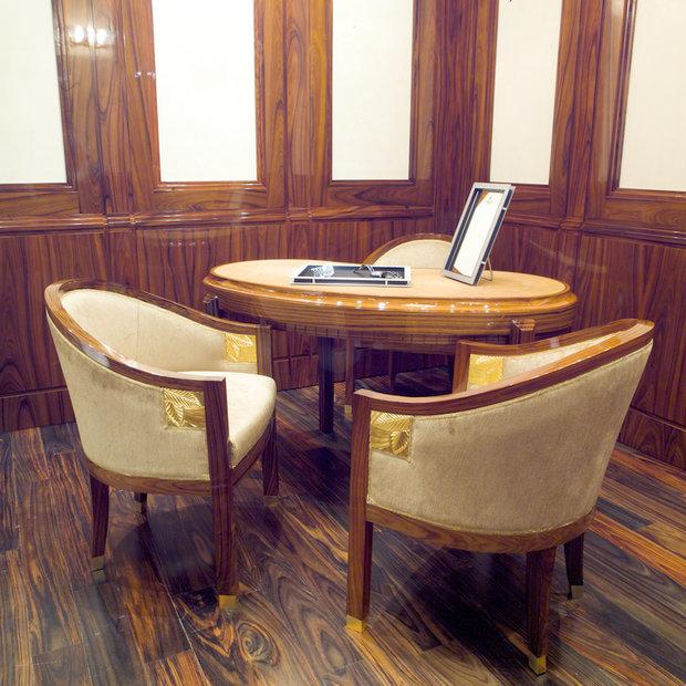 Фотография: Кухня и столовая в стиле Классический, Современный, Декор интерьера, Мебель и свет, Марат Ка – фото на InMyRoom.ru