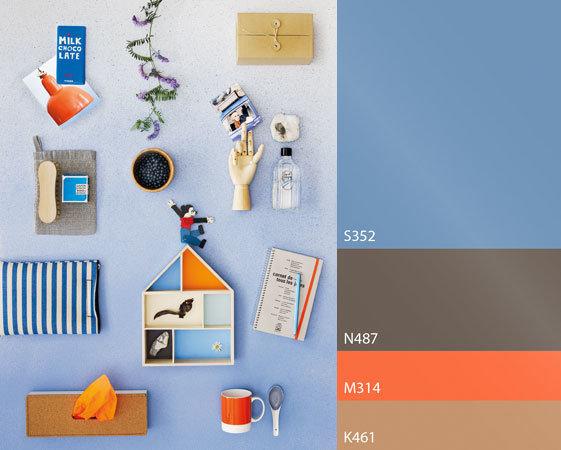 Фотография: Прочее в стиле , Декор интерьера, Дизайн интерьера, Цвет в интерьере – фото на InMyRoom.ru
