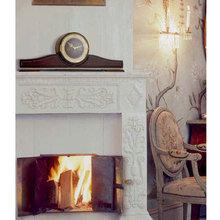 Фотография: Мебель и свет в стиле Кантри, Декор интерьера, Часы, Декор дома – фото на InMyRoom.ru