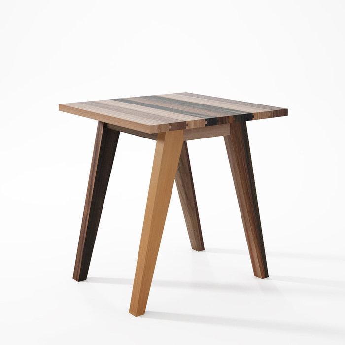 Кофейный Стол Karpenter Utica из натурального дерева
