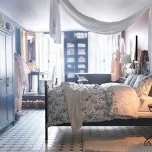 Фотография: Спальня в стиле Кантри, Декор интерьера, Декор дома, Свечи – фото на InMyRoom.ru