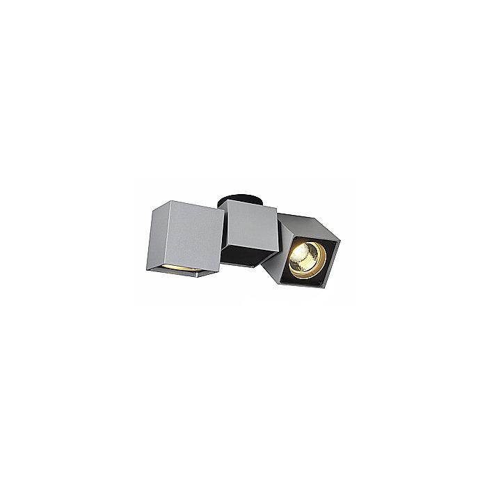 Светильник накладной SLV Altra Dice Spot серебристый / черный