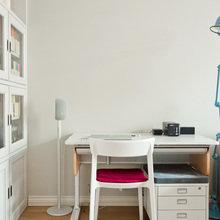 Фотография: Кабинет в стиле Кантри, Лофт, Скандинавский, Современный, Квартира, Проект недели – фото на InMyRoom.ru