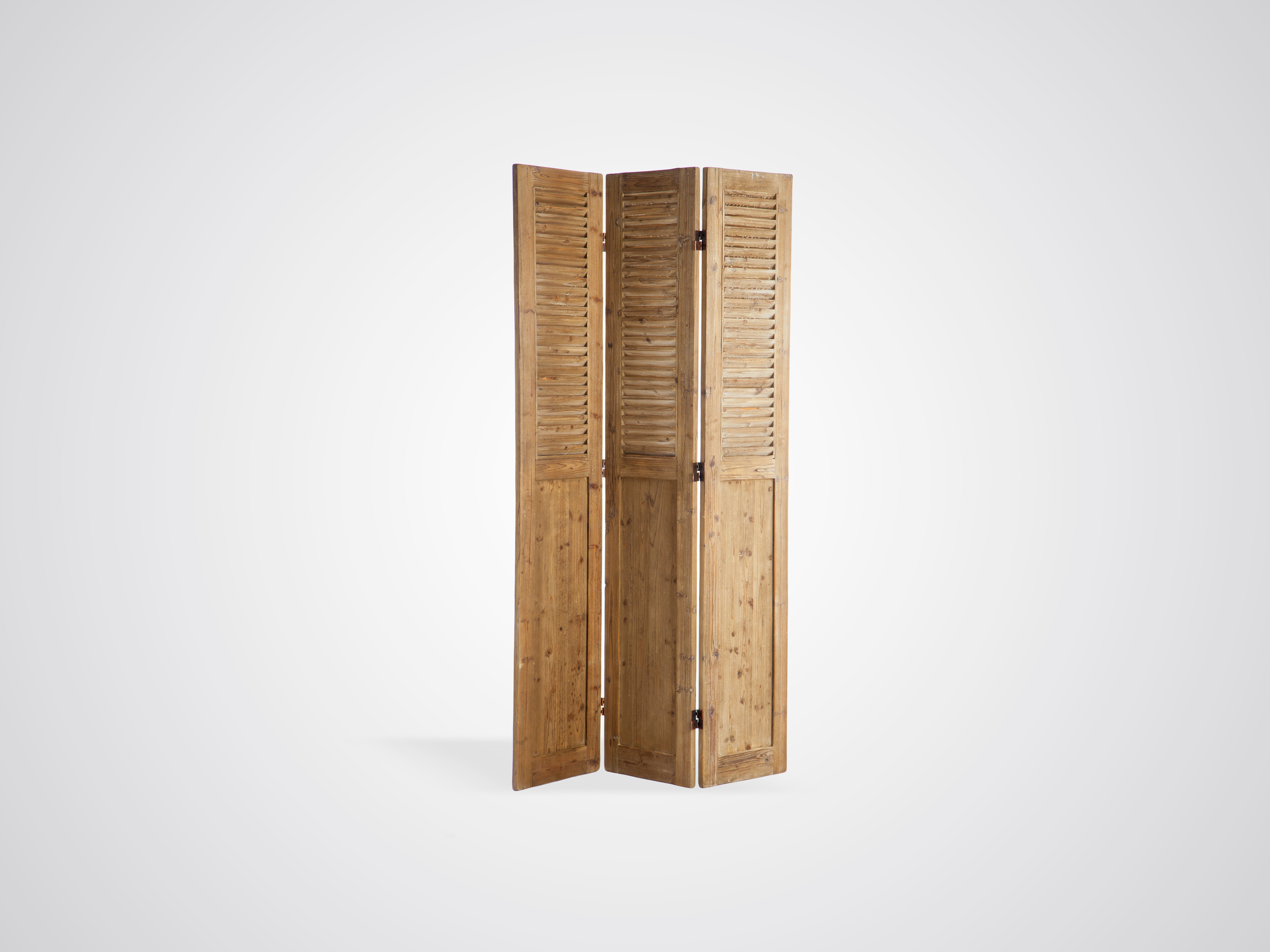 Ширма деревянная 210x120x3 см, inmyroom, Китай  - Купить