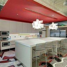 Фотография: Кухня и столовая в стиле Современный, Офисное пространство, Офис, Дома и квартиры, Граффити – фото на InMyRoom.ru