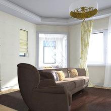Фото из портфолио Pastel Gold House – фотографии дизайна интерьеров на InMyRoom.ru