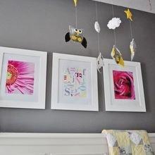Фотография: Декор в стиле Современный, Детская, Гардеробная, Декор интерьера, Хранение, Интерьер комнат, Цвет в интерьере, Проект недели, Желтый, Розовый – фото на InMyRoom.ru