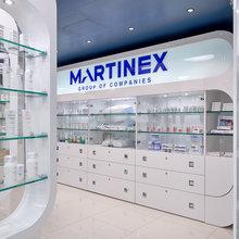 Фото из портфолио Аптека Мартинекс – фотографии дизайна интерьеров на INMYROOM