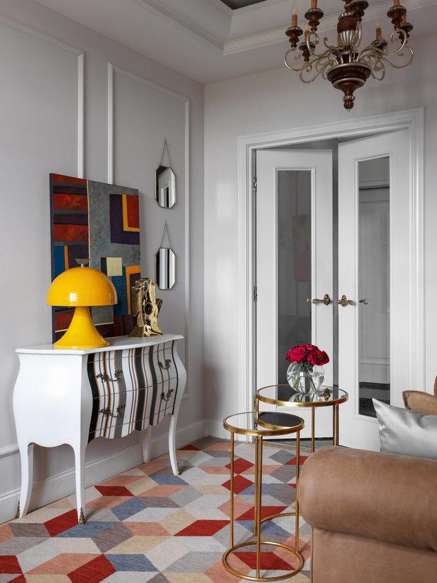 Фотография: Кабинет в стиле Эклектика, Декор интерьера – фото на INMYROOM