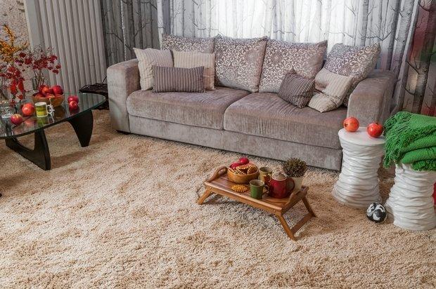 Фотография: Гостиная в стиле Современный, Интерьер комнат, Мансарда – фото на InMyRoom.ru