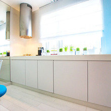 Фотография: Кухня и столовая в стиле Минимализм, Декор интерьера, Интерьер комнат – фото на InMyRoom.ru