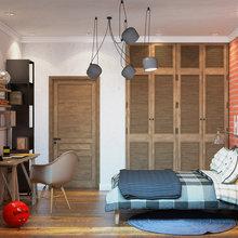 Фото из портфолио Дизайн интерьера с элементами винтажной классики – фотографии дизайна интерьеров на InMyRoom.ru