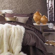 Фотография: Спальня в стиле Лофт, Современный, Декор интерьера, Праздник, Новый Год – фото на InMyRoom.ru