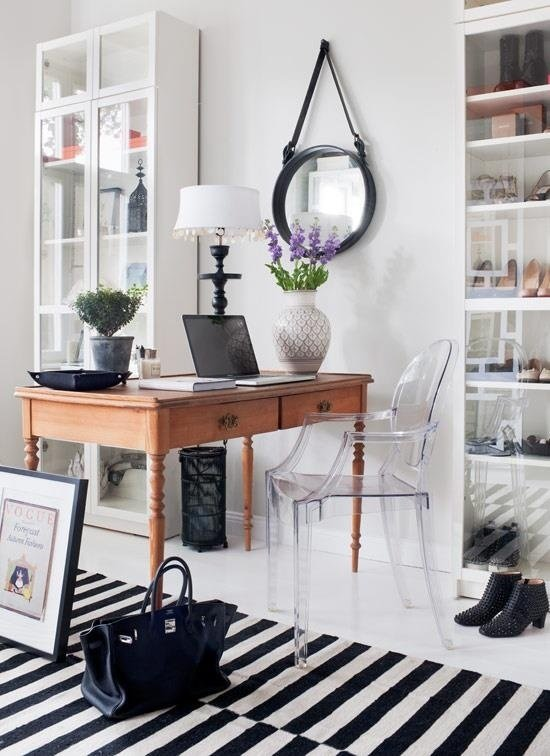 Фотография: Мебель и свет в стиле Эклектика, Декор интерьера – фото на InMyRoom.ru