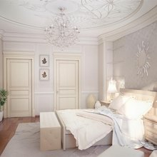 Фото из портфолио Интерьер квартиры в г. Тюмень в классическом стиле. – фотографии дизайна интерьеров на INMYROOM