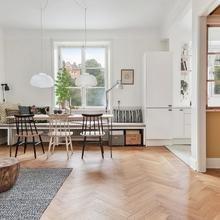 Фото из портфолио Folkungagatan 128 – фотографии дизайна интерьеров на INMYROOM