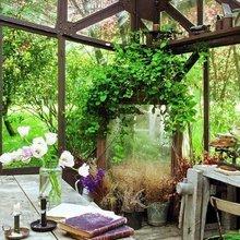 Фотография: Терраса в стиле Кантри, Дом, Дома и квартиры, Прованс – фото на InMyRoom.ru