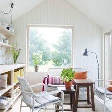 Фото из портфолио Миниатюрный гостевой домик площадью 25 кв.м – фотографии дизайна интерьеров на INMYROOM