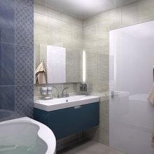 Фото из портфолио Квартира Ноябрьск, 8 Марта, 1 – фотографии дизайна интерьеров на INMYROOM