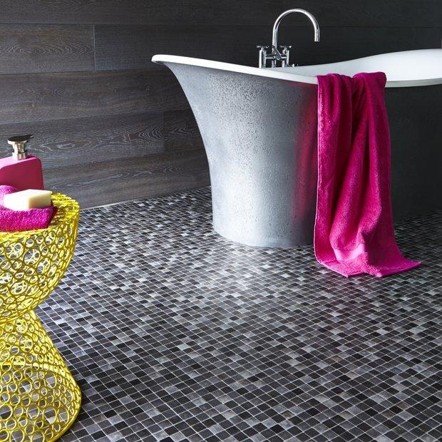 Фотография: Ванная в стиле Современный, Восточный, Интерьер комнат – фото на InMyRoom.ru