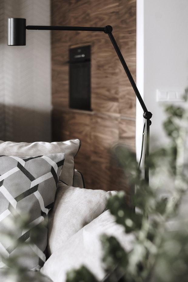 Фотография: Декор в стиле Современный, Квартира, Минимализм, Проект недели, Пенза, 3 комнаты, Более 90 метров, Юлия Власова – фото на INMYROOM