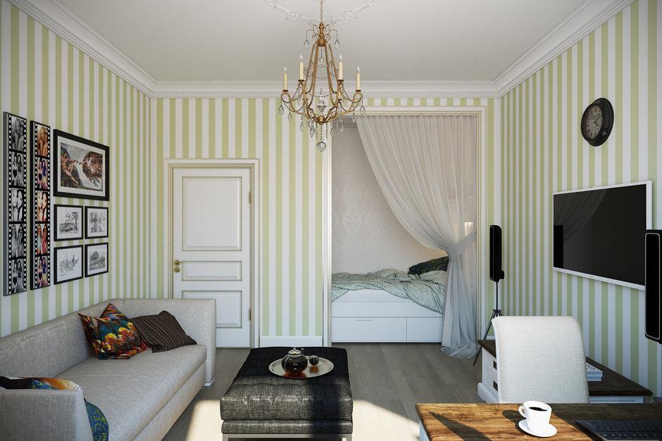 Фотография: Спальня в стиле Прованс и Кантри, Квартира, Дома и квартиры, IKEA, Проект недели, Москва – фото на InMyRoom.ru