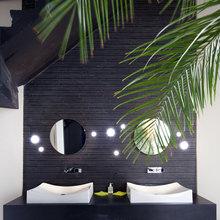 Фотография: Ванная в стиле Современный, Эклектика, Дом, Бельгия, Дома и квартиры – фото на InMyRoom.ru