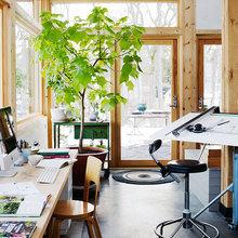Фото из портфолио Фанера в интерьере – фотографии дизайна интерьеров на INMYROOM