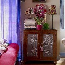 Фотография: Декор в стиле Кантри, Квартира, Дома и квартиры, Перепланировка – фото на InMyRoom.ru