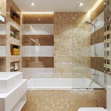 Фото из портфолио Идеи ванной – фотографии дизайна интерьеров на INMYROOM