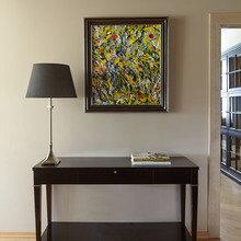 Фотография: Декор в стиле Современный, Классический, Квартира, Проект недели – фото на InMyRoom.ru