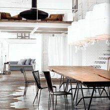 Фотография: Кухня и столовая в стиле Лофт, Декор интерьера, Декор дома, Плитка – фото на InMyRoom.ru