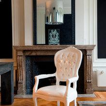 Фото из портфолио New Classic – фотографии дизайна интерьеров на INMYROOM