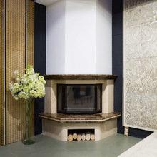 Фото из портфолио Камины UNIZARO – фотографии дизайна интерьеров на INMYROOM