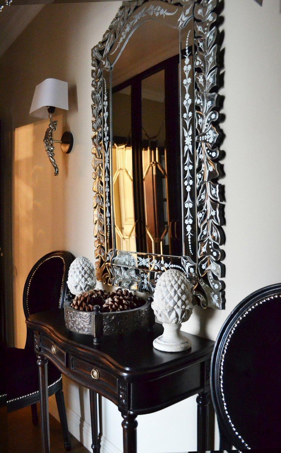 """Фотография: Мебель и свет в стиле Классический, Эклектика, Квартира, Дома и квартиры, Проект недели, Школа """"Детали"""" – фото на InMyRoom.ru"""
