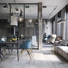 Фото из портфолио Промышленный ЛОФТ – фотографии дизайна интерьеров на InMyRoom.ru
