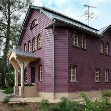 Фотография: Архитектура в стиле , Текстиль, Декор – фото на InMyRoom.ru